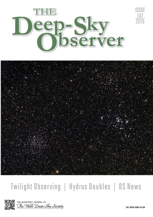 DSO 167 Cover