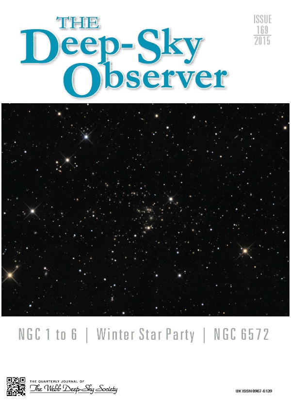 DSO 169 Cover