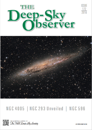 DSO 172 Cover
