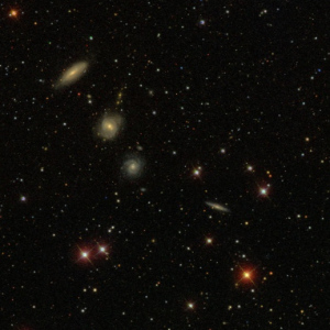 Image credit: the Sloan Digital Sky Survey (SDSS)