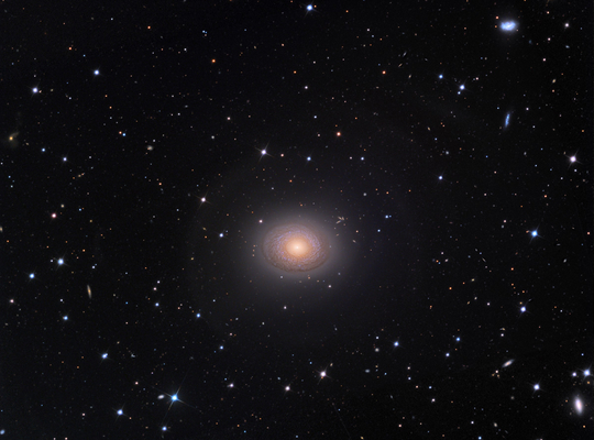 ngc 2775 - image credit/copyright - adam block/mount lemmon skycenter/university of arizona