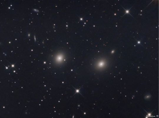 ngc7619/ngc7626 group - image courtesy of sebastam, france