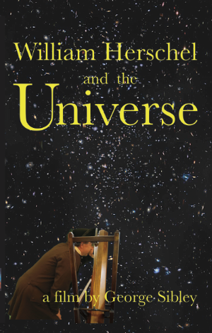 Flyer for William Herschel and the Universe