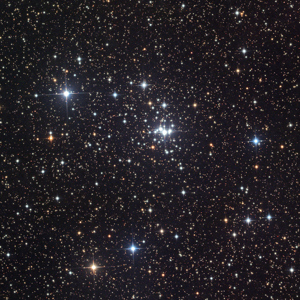 An image of open cluster IC 4996 in Cygnus provided by Stefan Binnewies and Josef Pöpsel (Capella Observatory)