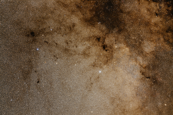 A very wide field view of Messier 11 in the Constellation of Scutum - Image Courtesy of Bernhard Hubl