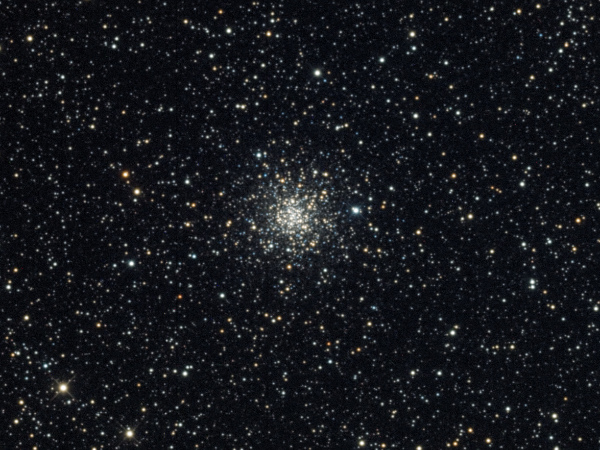 Messier 56 - Image Courtesy of David Davies
