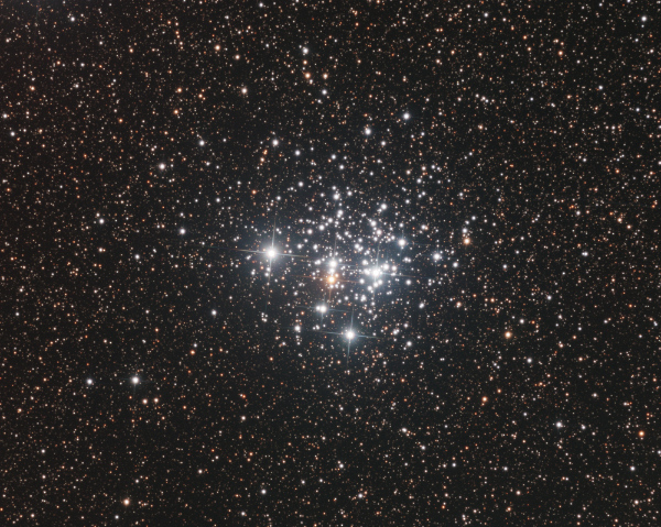 NGC 4755 (Jewel Box cluster) in Crux - Image Courtesy of Steve Crouch