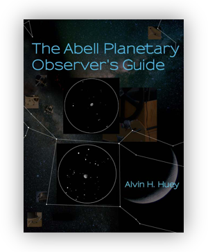 Cover of the Abell Planetary Observer's guide