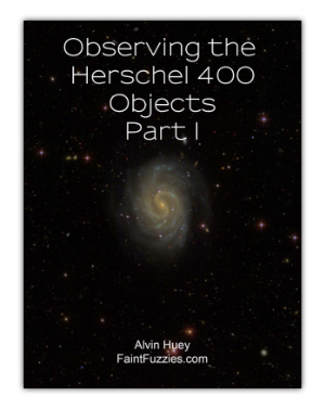 Cover of Observing the Herschel 400 Objects