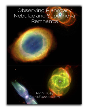 Cover of Observing Planetary and Supernova Remnants