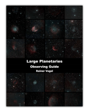Cover of the Large Planetaries Observing Guide