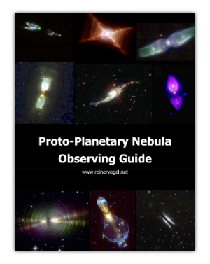Cover of the Proto-Planetary Nebula Observing Guide