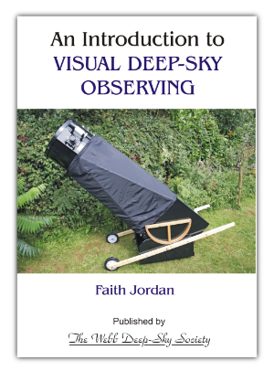 Cover of the Introduction to Visual Deep-Sky Observing