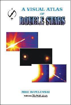 Cover of the Visual Atlas of Double Stars Volume 1